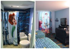 Art of Animation Resort  #Disney. This what our room will look like. Haley is so happy because Ariel is one of her favorite princess's. even Hunters excited about the room.