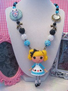 RESERVED Lalaloopsy Alice in Wonderland Kawaii by EuphoriaDoria, $47.00