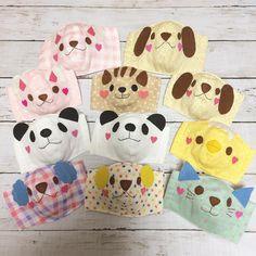 Sewing Hacks, Sewing Crafts, Sewing Projects, Diy Mask, Diy Face Mask, Mouth Mask Fashion, Crochet Mask, Face Masks For Kids, Mask Design