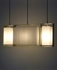 Halo III pendant by Bone Simple. Lighting We Love at Design Connection, Inc. | Kansas City Interior Design http://www.DesignConnectionInc.com/blog