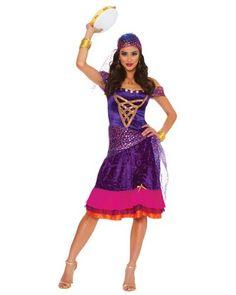 Womens Sexy Gypsy Halloween Costume « Blast Gifts