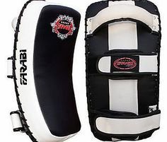 Farabi Sports Thai pad, Kick Boxing Punch Pad, kick Strike Shield Made in Rex Leather Black by Farabi Pro Size Thai Pads Farabi pro size thai pad made Boxing, Kick boxing Rex Leather for Maximum Durability The Ultimate in Impact Protection Extra think for (Barcode EAN = 5060235483448) http://www.comparestoreprices.co.uk/boxing-equipment/farabi-sports-thai-pad-kick-boxing-punch-pad-kick-strike-shield-made-in-rex-leather-black-by-farabi.asp