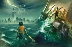 Percy Jackson & the Olympians Covers: Old and New