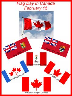 February Day In Canada.The Birthplace of the National Flag of Canada.----Happy birthday today to our glorious Maple Leaf! National Days In February, National Flag Of Canada, All About Canada, What A Country, I Am Canadian, Kingston Ontario, Canada 150, Happy 50th Birthday, True North
