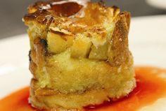 Apple and Honey Bread Pudding | Recipe | Joy of Kosher with Jamie Geller