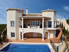 Villa estilo Neoclásico en Benitachell Alicante Costa Blanca - www.nucrisaninmobiliaria.com - Referencia - VIL1305