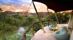 Limpopo, South Africa  http://www.travelchannel.com/daily-escape/waterberg-mountains