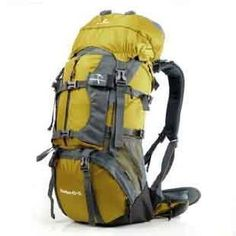 Backpack mountaineering bag/Camping Backpack/outdoor « Clothing Impulse