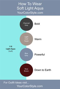 How To Wear Soft Light Aqua With Neutrals – Jen Thoden