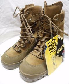 BELLEVILLE MCB 950 GORE-TEX COMBAT HIKER BOOTS, NEW WITH TAGS, SIZE 6 W #Belleville #COMBATHIKER