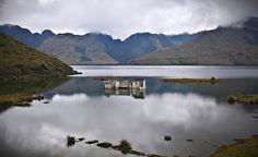 Lagunas de Mojanda, Otavalo, Imbabura, Ecuador.