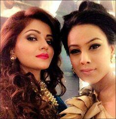 Rubina Dilaik and Nia Sharma