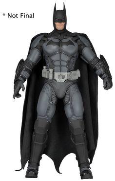 NECA has just announced that they plan to release a Scale Dark Knight Joker and Arkham Origins Batman this year. Both the Joker and Batman feature over Batman Arkham Origins, Batman Arkham Videos, Batman Arkham City, Joker Batman, Figurines D'action, Toy Art, Figurine Batman, Batman Free, Dc Comics