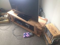 The tv cabinet in used . Tv Cabinets, Flat Screen, Blood Plasma, Television Cabinet