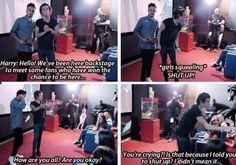 awwww Harold <3