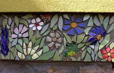 The mosaic wall band
