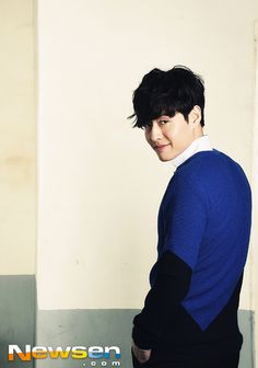 Kang Ha Neul's Interview Pictures!   Couch Kimchi