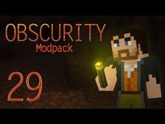 Ender Quarry Upgrades  (Minecraft Obscurity | Ep 29) [Modded Minecraft] - http://dancedancenow.com/minecraft-backup/ender-quarry-upgrades-minecraft-obscurity-ep-29-modded-minecraft/