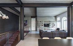 Past into Space by Pitsou Kedem Architects