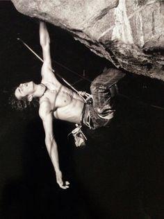 Rock climbing.TEBING YG MENANTANG
