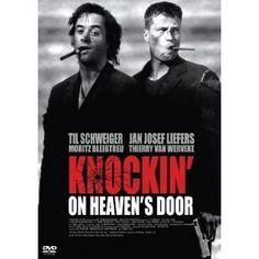 【ノッキン・オン・ヘブンズ・ドア】個人的にはドイツ映画の不動No.1だと思ってる。意外とシリアスストーリーにアップテンポなテイストで進んでく感じがいいよなぁ、とか。
