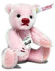 Image result for bears in pink steiff
