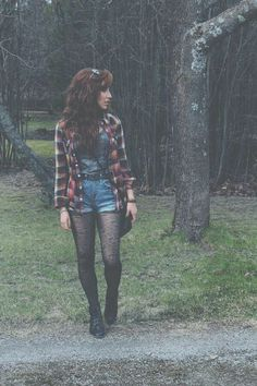 Just add some combat boots and its perfect! Loving fall fasion