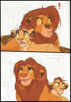 Simba knows when to be Professional. by Credens-Vita on DeviantArt Lion King 4, Lion King Funny, Lion King Series, Lion King Fan Art, Simba Disney, Disney Lion King, Disney And Dreamworks, Simba Et Nala, Lion Sketch