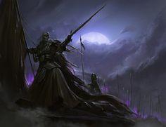 Undead Hero, Even Amundsen on ArtStation at http://www.artstation.com/artwork/undead-hero