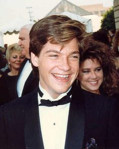 Yes folks, we really were this young once. Jason Bateman sure has aged a lot better than I have, that's for sure!
