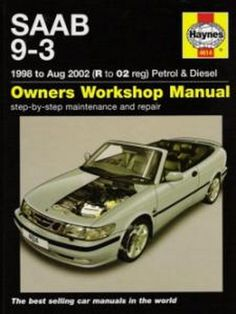 1626 best manuals images on pinterest repair manuals atelier and rh pinterest com 1993 Saab 9-5 Saab 9-5 SportCombi