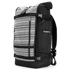 Ethnotek | Raja Backpack | Laptop Protection | Best Travel Carry On