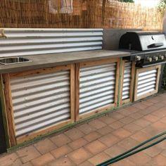 60 trendy diy outdoor kitchen patio decks Best Picture For Outdoor Kitchen Bars pergol Outdoor Kitchen Patio, Outdoor Kitchen Design, Outdoor Decor, Diy Kitchen, Outdoor Kitchens, Outdoor Ideas, Outdoor Cooking Area, Outdoor Stove, Camper Kitchen