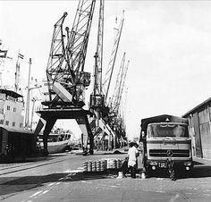 Waalhaven Rotterdam (jaartal: 1960 tot 1970) - Foto's SERC