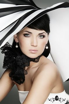 Millinery chic
