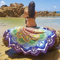 Devoted Sunfree 2018 New Hot Sale Beach Pool Home Shower Towel Blanket Table Cloth Wall Hanging Dorm Decor Brand New High Quality Dec 7 Apparel Accessories