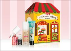 Benefit Cosmetics - delicious wishes #benefitbeauty