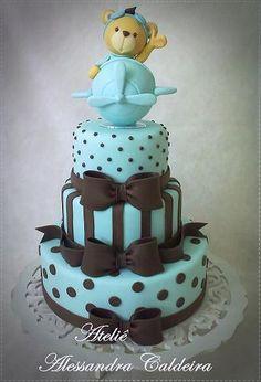 Ateliê Alessandra Caldeira: Topos de bolo: Diversos