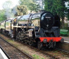 Steam Railway, Abandoned Train, British Rail, Old Trains, Train Car, Steam Engine, Steam Locomotive, Le Mans, Transportation