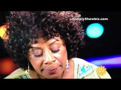"""Merry Clayton... THE  back up singer who sang those awesome vocals on the Rolling Stones recording """"Gimme Shelter"""""""
