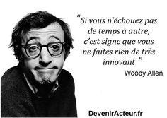 Faire des erreurs mène aussi à la réussite...