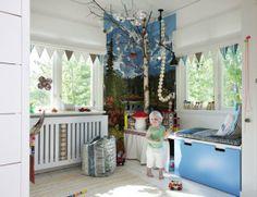 A Magical Children's Room — Family Living Magazine