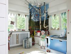 A Magical Children's Room — Family Living Magazine