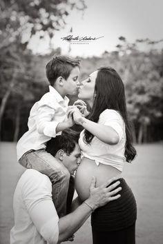 Foto com toda a família