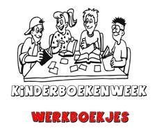 kinderboekenweek Werkboekjes