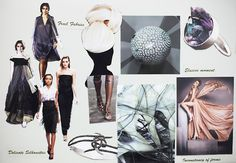 Moodboard by IFA Paris 1st year student