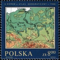 Small Art, Postage Stamps, Poland, Historia, Stamps