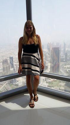 Burj Khalifa Aussichtsplattform Dubai, Burj Khalifa, Singapore