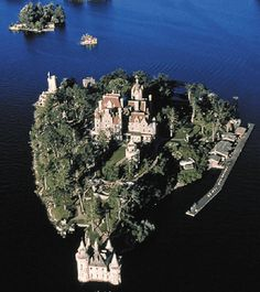 Boldt Castle on Heart Island...visited here many times... Never gets old... Need to go again soon.