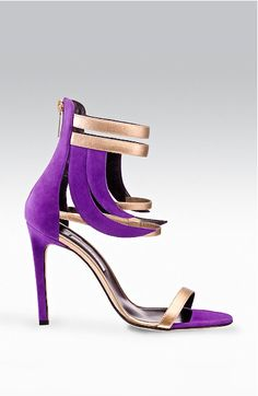 #Purple #Heels #Fashion Own these? Save the image to your desktop and upload them to your WiShi closet!
